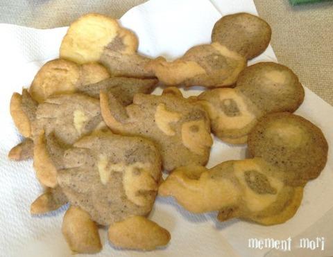 怪物クッキー完成 (3)