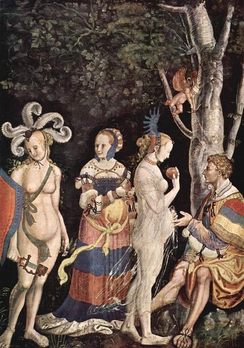 Niklaus Manuel 1520