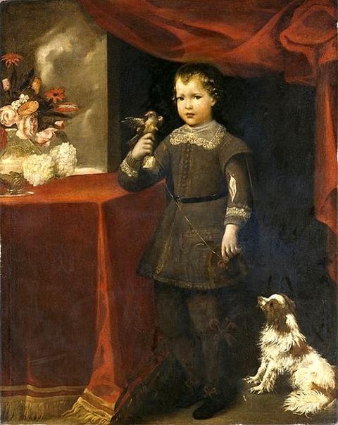 Diego Velázquez and warkshop1635