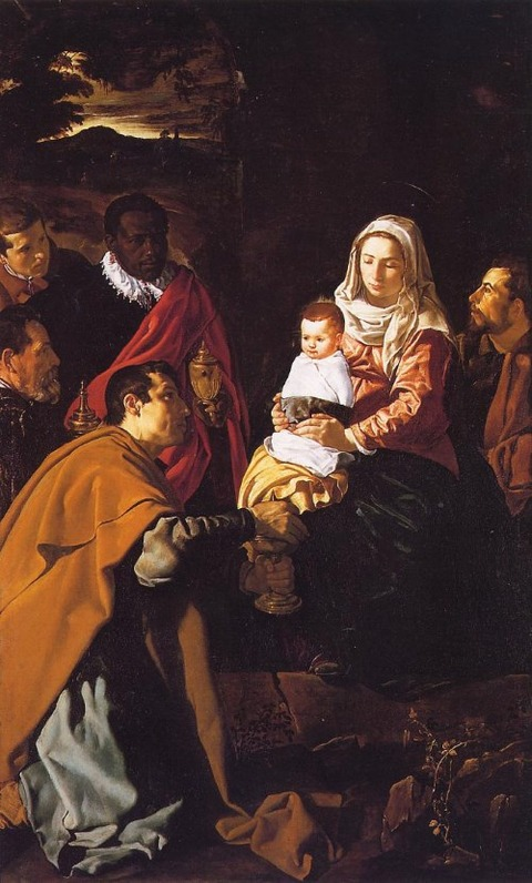 Adoration of the Magi 1639