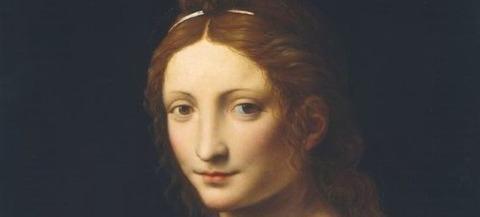 Bernardino Luini -Maria Maddalena -
