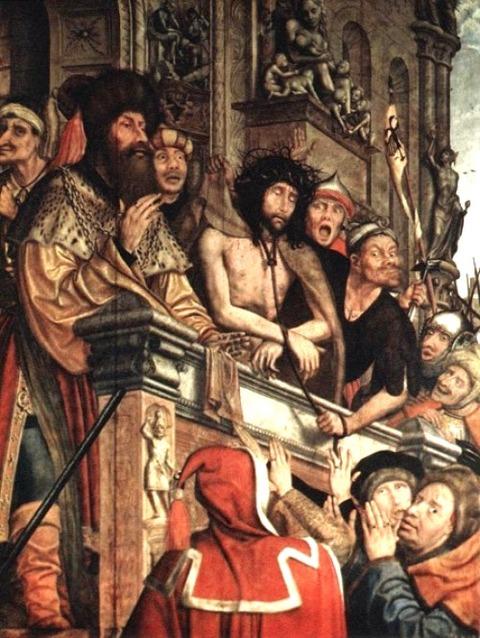 Quentin Massys, Ecce Homo ca 1515