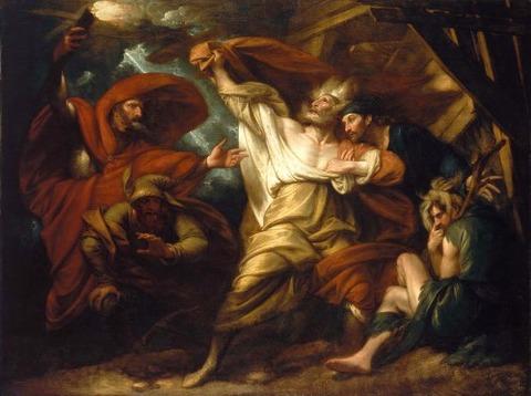 Benjamin West  1788