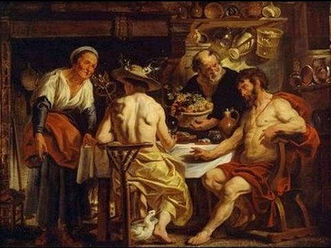 Jacob Jordaens (1593 - 1678)