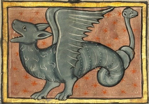 Franco-Flemish Bestiary, fourth quarter of 13th