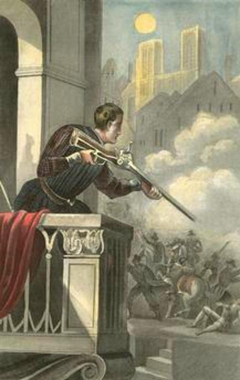 1842  Bartholomäusnacht