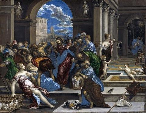 El Greco 1570