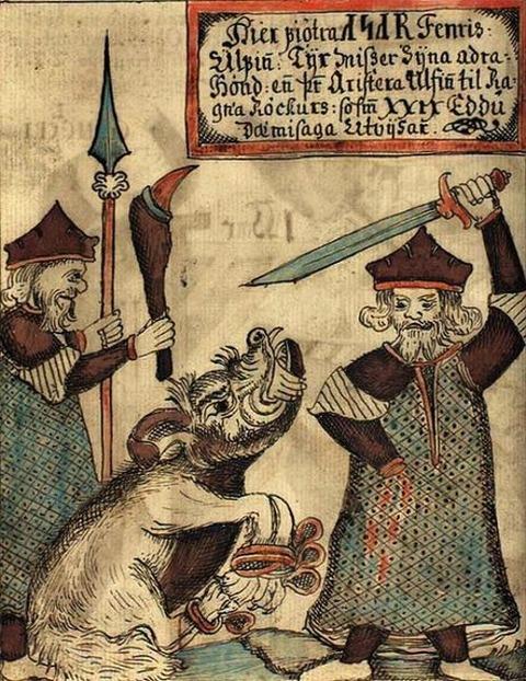 18th-century Icelandic manuscript