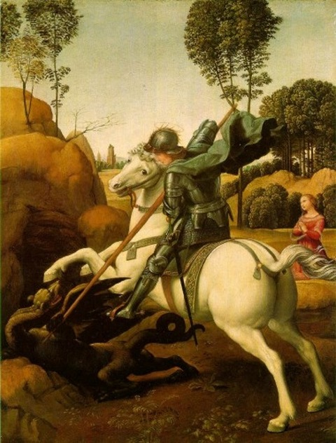 XII-Raffaello-San-Giorgio-National-Gallery-380x500