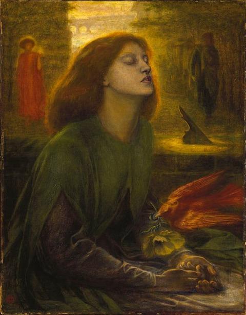 Rossetti, Beata Beatrix
