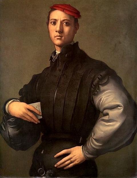 Lorenzino(1514-1548) oder  jüngerer Bruder Giuliano(1520-1588)