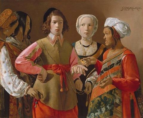 Georges de La Tour 1630