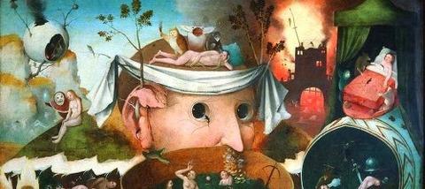 Hieronymus Bosch's work -