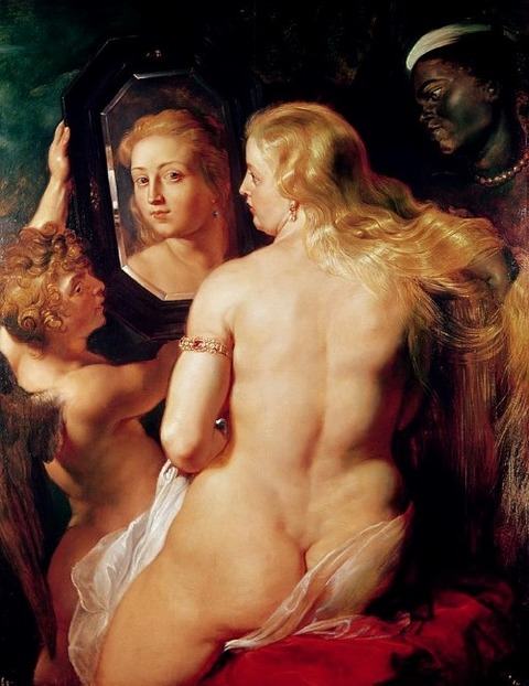 The Toilet Of Venus by Peter Paul Rubens