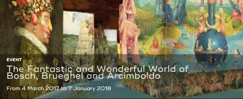Bosch, Brueghel , Arcimboldo2