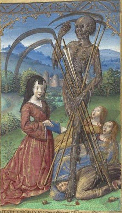 Denise Poncher france 1500