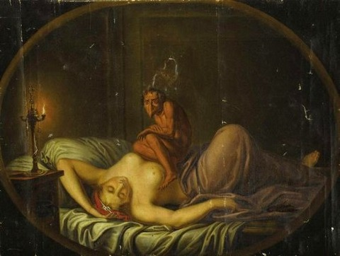 After Henry Fuseli's   19th
