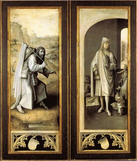 Jheronimus Bosch Last Judgment triptych