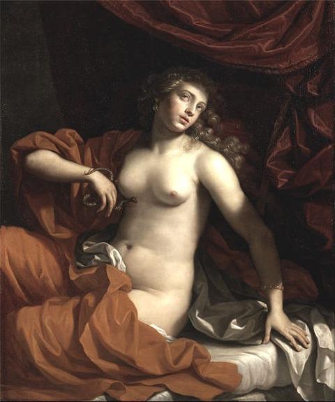 Benedetto Gennari - Cleopatra 1674-75
