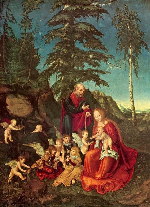 Lucas Cranach the Elder 1504