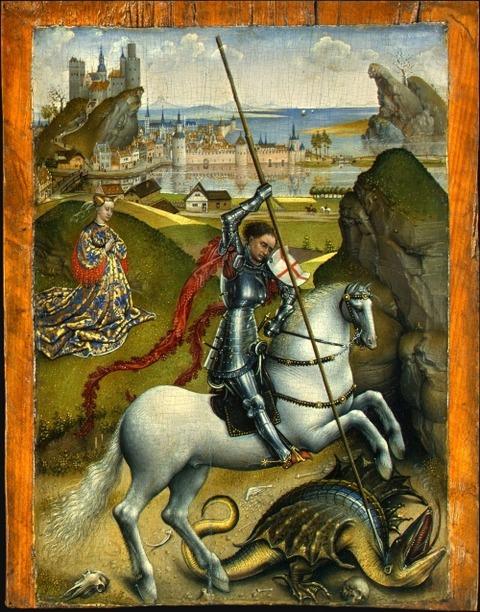 Rogier_van_der_Weyden_Saint_George
