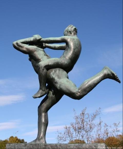 Gustav Vigeland - Vigeland Sculpture Park