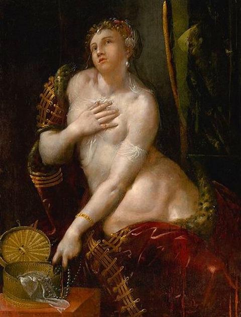 Mary Magdalene  Gillis Coignet 1580-90