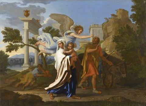 Nicolas Poussin  1657