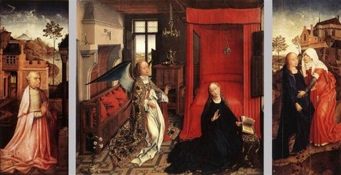 the-annunciation-1440 受胎告知