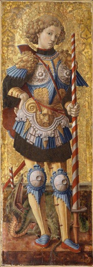 Saint George, 1472