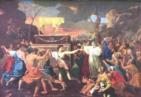 ニコラ・プッサン 作  1633