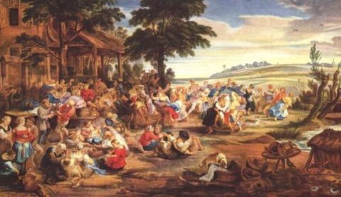 Peter Paul Rubens  1630-38