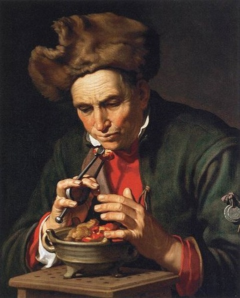 BLOEMAERT Abraham, Allegory of Winter