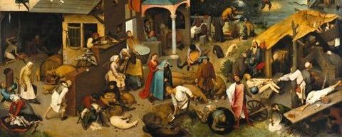 Pieter_Brueghel_the_Elder_-_The_Dutch_Proverbs_ - コピー