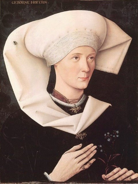 Woman of the Hofer Family about 1470, Swabian