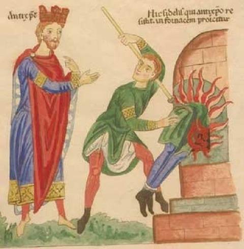 12th century Antichrist