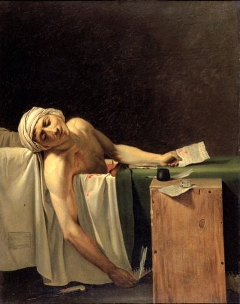 Studio of Jacques-Louis David  1793