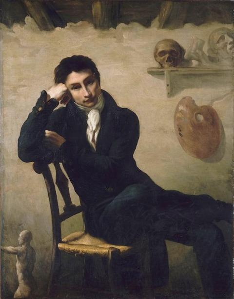 Theodore Gericault 1818