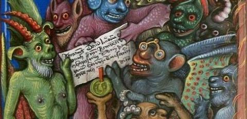 Hellmouth, 1461, Jacobi de Ancharano (alias de Teramo) -