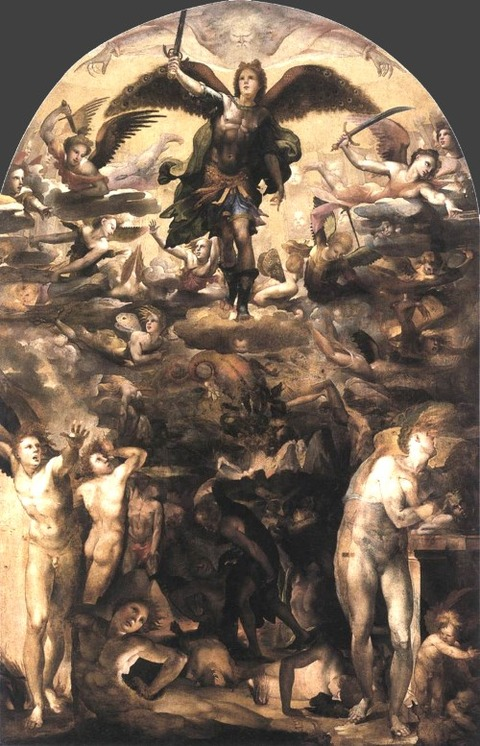 Domenico Beccafumi, 1524