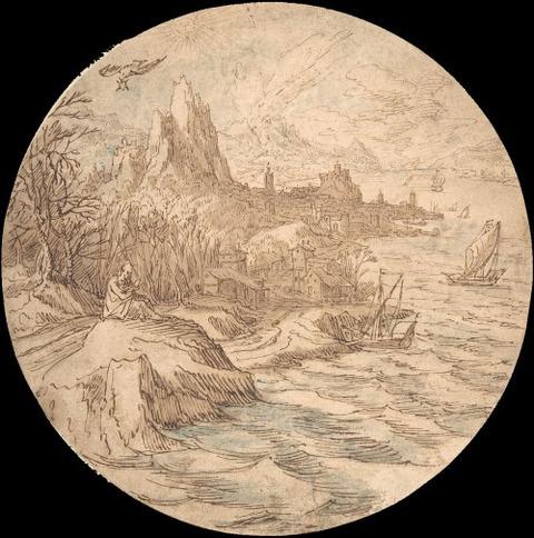 Tobias Verhaecht  1606