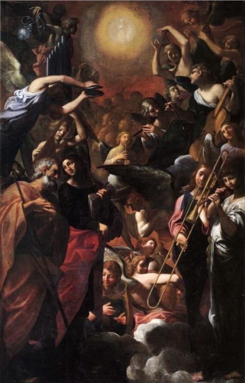 Ludovico Carracci - Chiesa di San Paolo Maggiore 1616