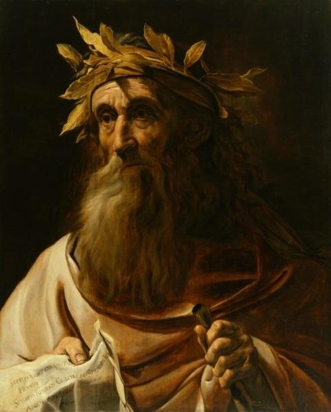 flemish artist caravaggio style 1639