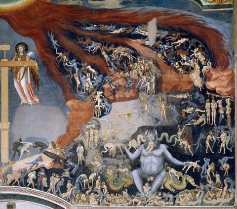 Giudizio-Universale-Giotto-di-Bondone