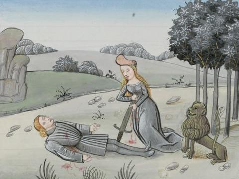 Christin de Pisan  1400