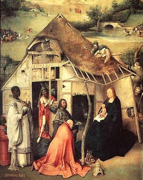 Hieronymus Bosch  1515-