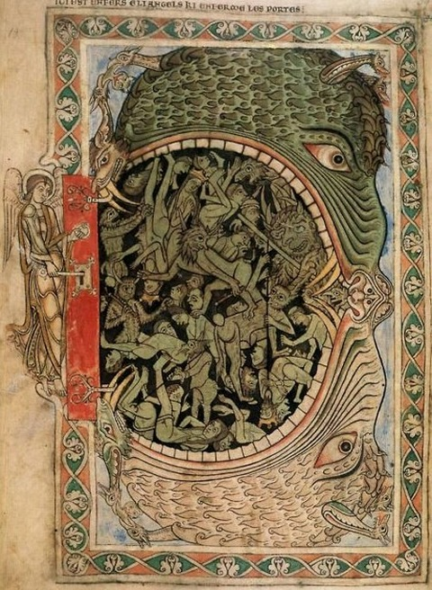 Winchester Psalter, England, 12th Cent