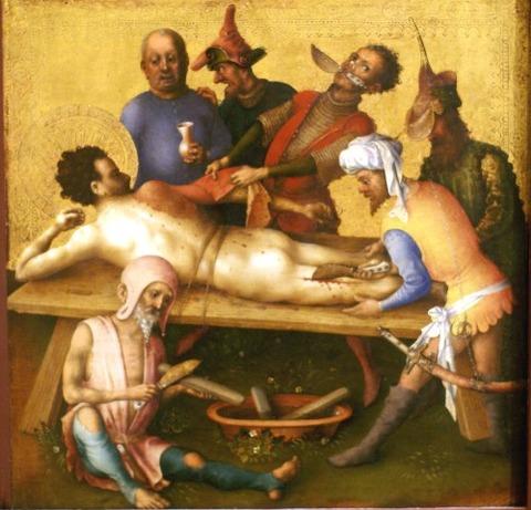 Stefan Lochner, 1435)