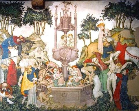 Fontana di Giovinezza
