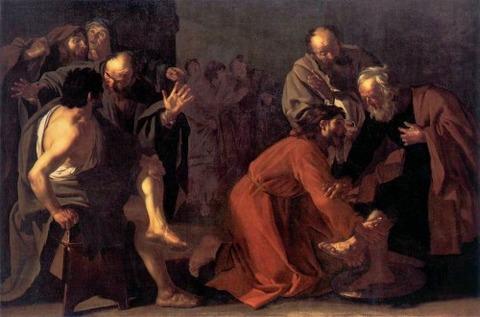 Dirck van Baburen 1616